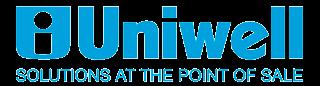 Logo Uniwell TPV Bartolomé Consultores TPV cajas registradoras pantallas táctiles Málaga Marbella Fuengirola Torremolinos Benalmádena Mijas Costa del sol
