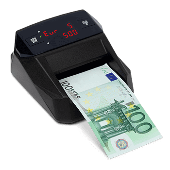 Detector billetes falsos Bartolomé Consultores TPV Málaga Fuengirola Marbella