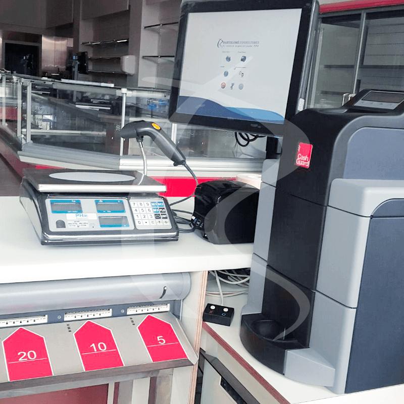 sistema tpv cashguard Freshkera Málaga Bartolome Consultores