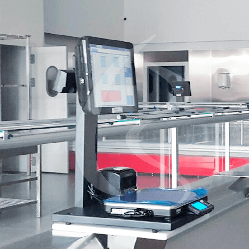sistema tpv balanza Freshkera Málaga Bartolome Consultores