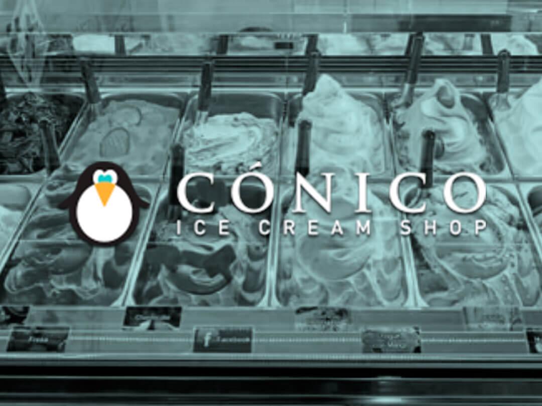 Conico heladerías artesanas Málaga TPV Bartolomé Consultores