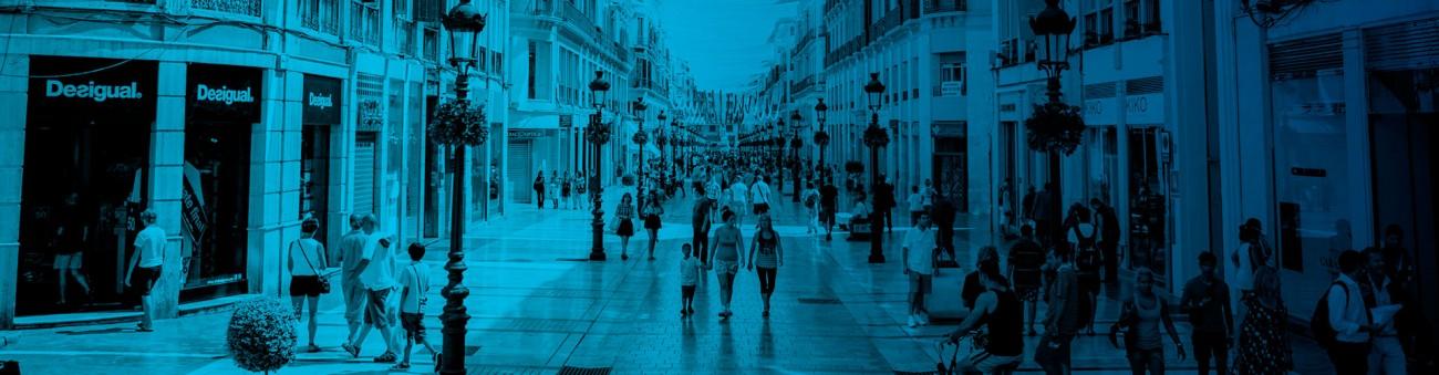 Calle Larios TPV Málaga Bartolomé Consultores 2
