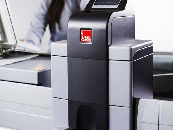 cashguard cajon automático cajón inteligente