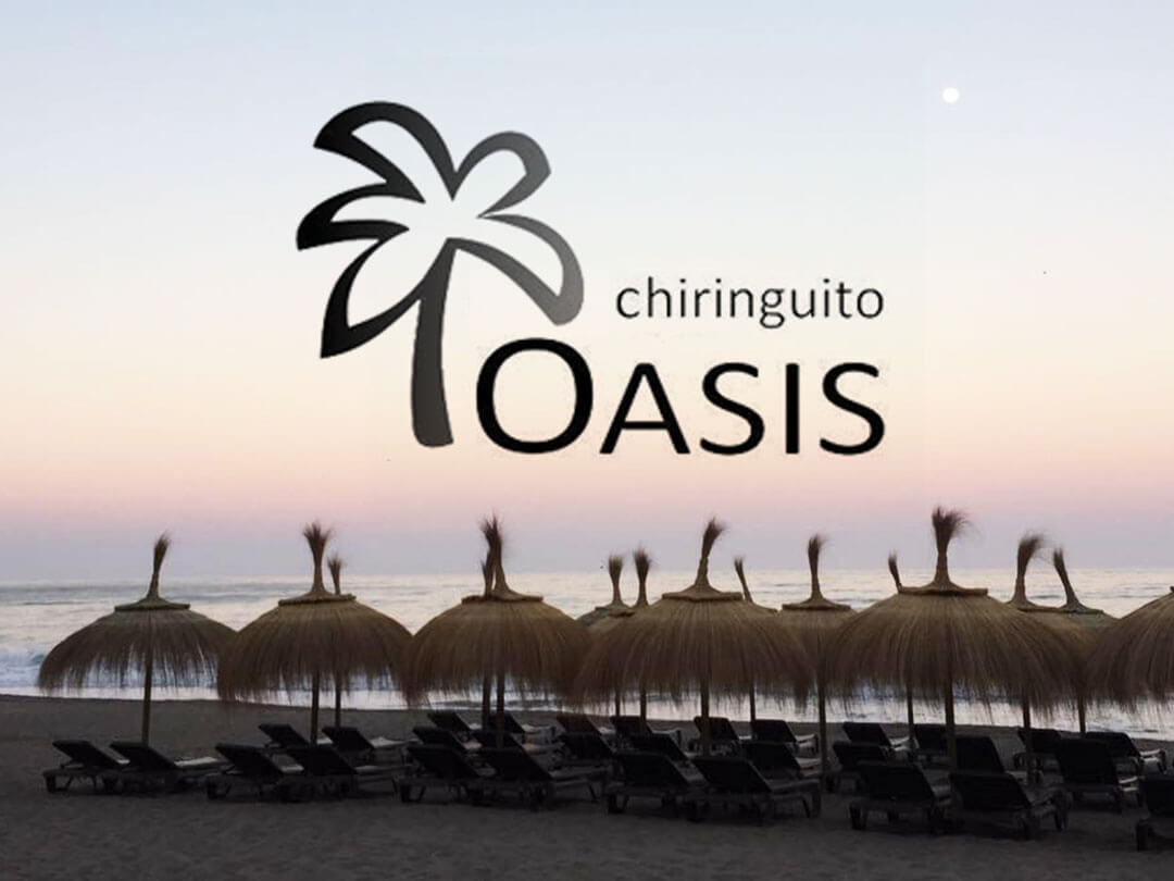 Chiringuito Oasis Fuengirola TPV Panasonic Neo